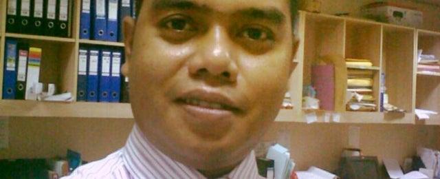 Photo taken at Pasar Kangkung by Wahyudi B. on 9/30/2014