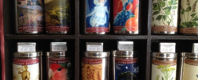 Photo taken at New Mexico Tea Company by Esteban R. on 1/28/2014