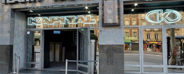 Photo taken at Teatro Kapital by Teatro Kapital on 7/2/2014