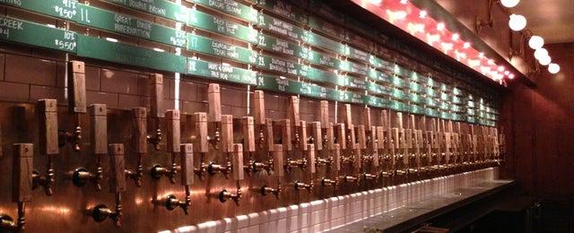 Photo taken at Banger's Sausage House & Beer Garden by Heath S. on 3/6/2013