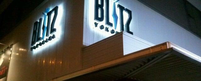 Photo taken at 横浜BLITZ by junchiku on 11/20/2012