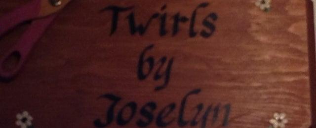 Photo taken at Twirls Salon by Jennie C. on 6/2/2012