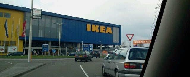 Photo taken at IKEA by Friso A. on 3/18/2012