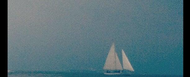 Photo taken at Chesapeake Bay by Alyssa K. on 9/3/2012