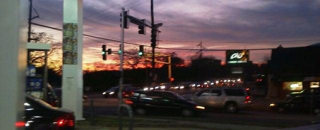 Photo taken at Exxon by Alli C. on 11/18/2011
