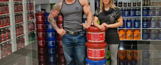 Photo taken at Scitec Nutrition by Wbff Pro V. on 12/9/2011