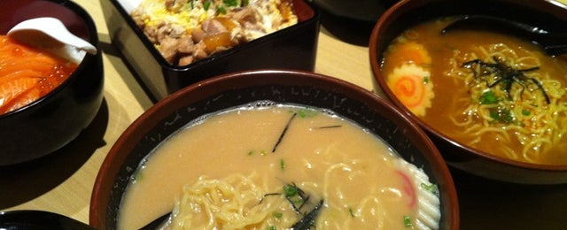 Photo taken at Sushi Tei by Michelle on 1/26/2011