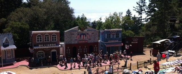 Photo taken at Mt. Tamalpais Amphitheater by Danny S. on 6/17/2012