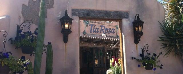 Photo taken at Rancho de Tia Rosa by Lonnie B. on 3/13/2012