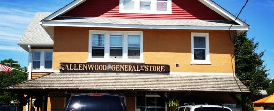 Photo taken at Allenwood General Store by Ace on 6/2/2012