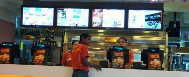 Photo taken at KFC Restaurant by Shruti M. on 6/9/2012