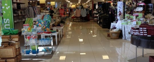 Photo taken at Macy's by Mike G. on 5/28/2012