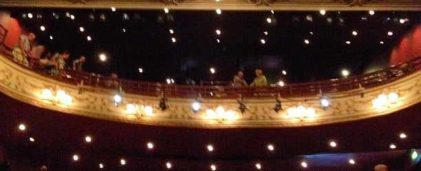 Photo taken at Lyceum Theatre by Andrew G. on 7/26/2012
