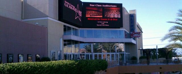 Photo taken at UltraLuxe Anaheim Cinemas at GardenWalk by George M. on 8/19/2012