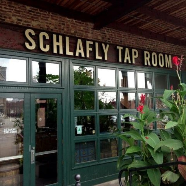 The Schlafly Tap Room At 2100 Locust St At N 21st St St