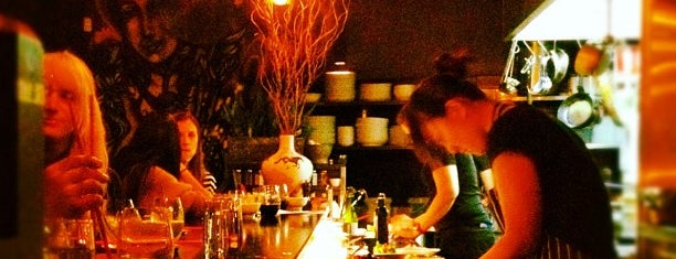 Bar H is one of Sydney Destination Dining.