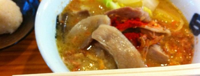 五福星 is one of ラーメン!拉麺!RAMEN!.