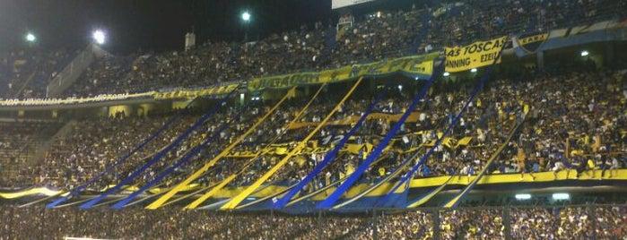 Estadio Alberto J. Armando (La Bombonera) is one of Best Stadiums.