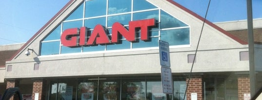 Giant is one of 20 favorite restaurants.