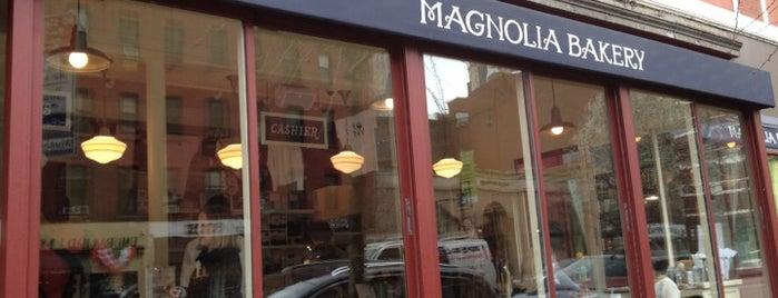 Magnolia Bakery is one of Mis lugares más queridos !.