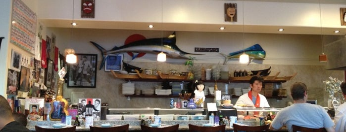 E Sushi is one of Top picks for Sushi Restaurants.