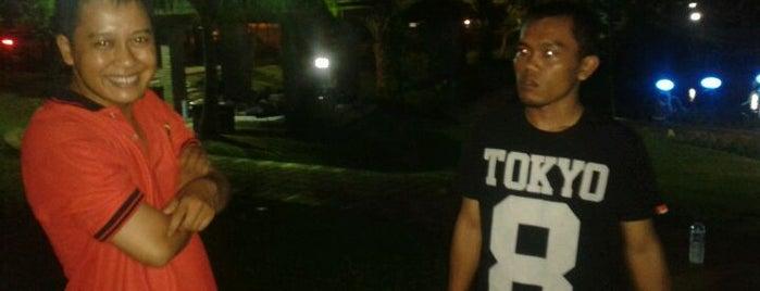 Taman Ayodya is one of Enjoy Jakarta 2012 #4sqCities.