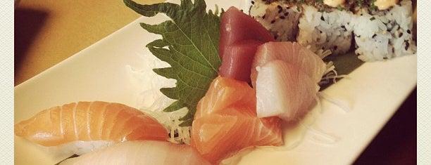 Fooding Sushi & Mozzarella Bar is one of 2Eat....