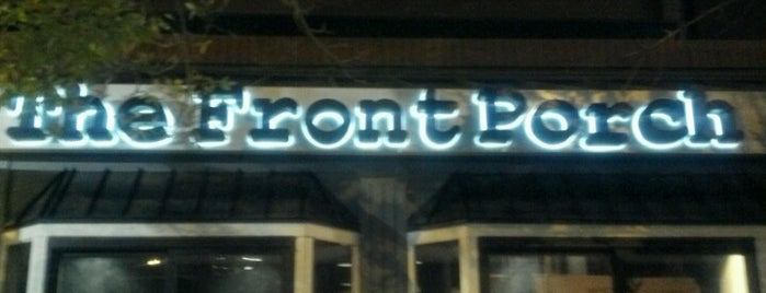Front Porch is one of Favorite Nightlife Spots.