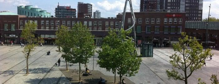 Bijenkorf is one of Architectuur Enschede #4sqCities.