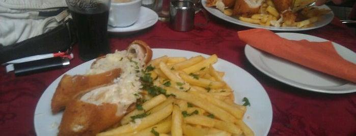 Tangó étterem is one of Visszatérés javasolt!.