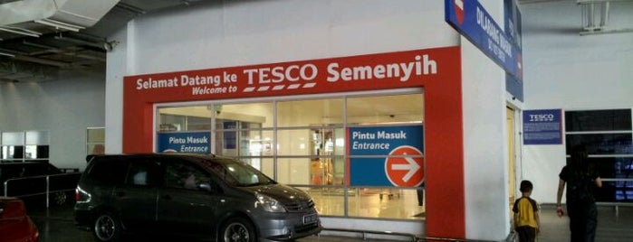 Tesco is one of Top 10 places to try this season.