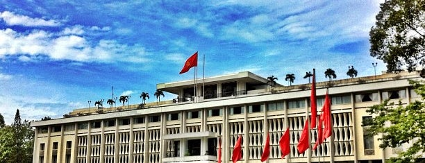 Dinh Độc Lập / Dinh Thống Nhất (Independence Palace / Reunification Palace) is one of List 1.