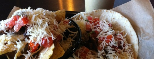 Qdoba Mexican Grill is one of Lunch Run!!!.