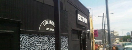 Exit/In is one of Top Nashville Music Venues.