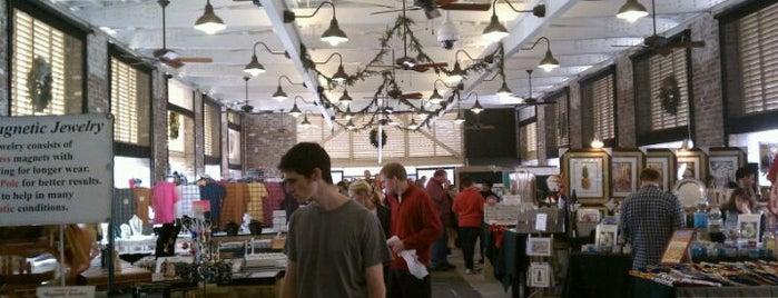 Old City Market is one of Charleston, SC #visitUS.
