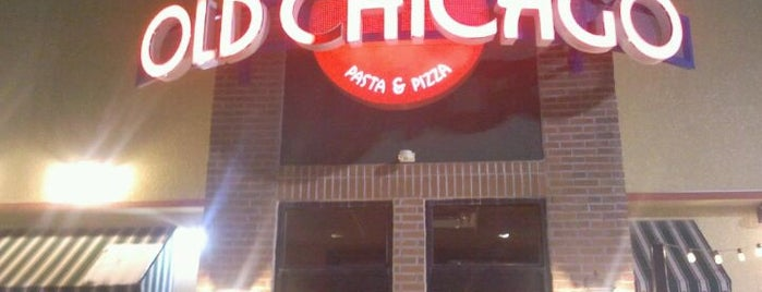 Old Chicago is one of Pizza.