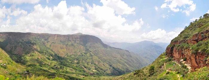 Portal de Turismo de Santander Colombia