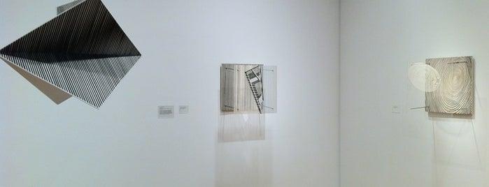 NYU Grey Art Gallery is one of warhol.