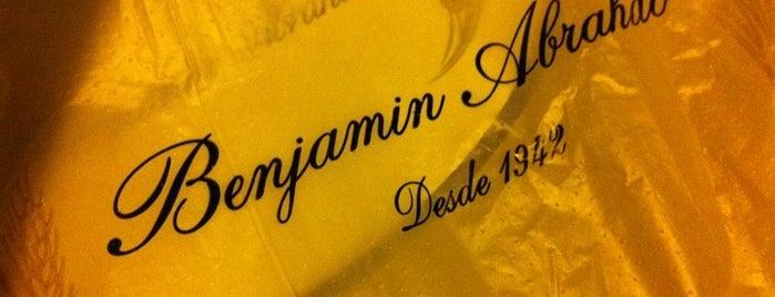 Benjamin - A Padaria is one of Alguns lugares que eu adoro.