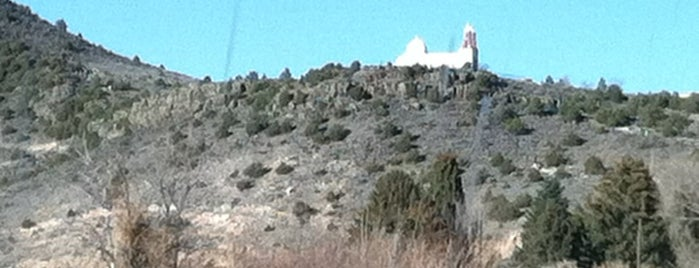 Stations Of The Cross Shrine is one of Broad Horizon's in Colorado's San Luis Valley.