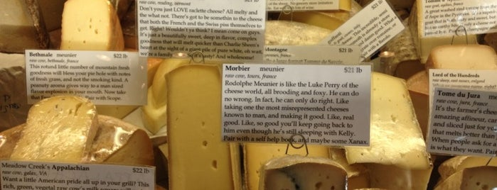 Bedford Cheese Shop is one of #BKLOVESuberX.