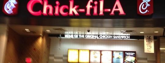 Chick-fil-A is one of Cincinnati Airport.