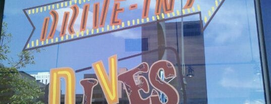 "Sam's No. 3 is one of ""Diners, Drive-Ins & Dives"" (Part 1, AL - KS)."
