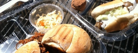 PORC (Purveyors Of Rolling Cuisine) is one of DC's Best Food Trucks.