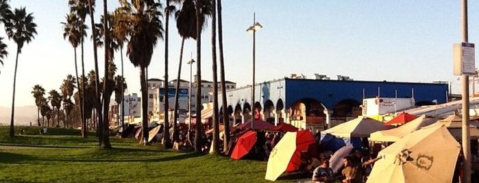 Venice Beach Boardwalk is one of Guide to Los Angeles's best spots.