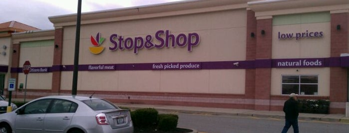 Super Stop & Shop is one of My regular stops.