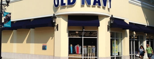 Old Navy (Tanger Outlet) is one of Hotels by Travel Destinations LLC.