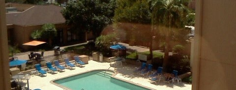 Courtyard Marriott is one of Hotel / Casino.