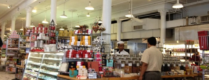 Dean & DeLuca is one of NYC's Soho.
