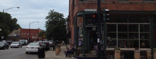 Bridgeport Coffee Company is one of Chicago - 3WC Shops.